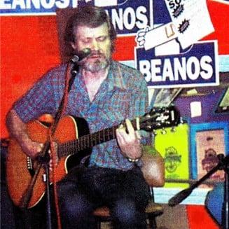 Dave Draper at Beanos, Croydon 2000
